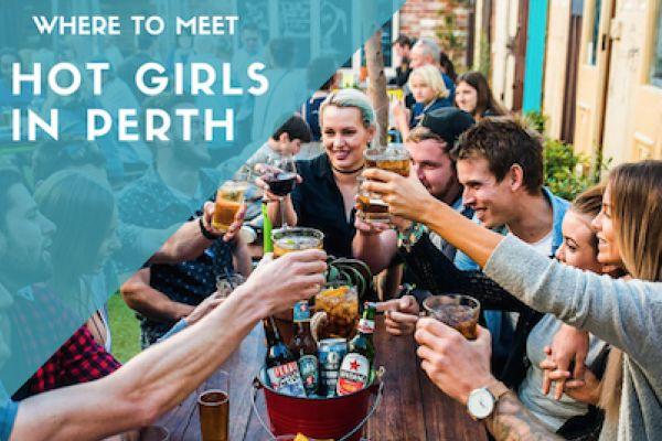 Where to meet hot girls in Perth